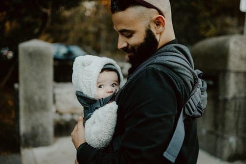 Babywearing: Wear Your Baby Safely & In Style