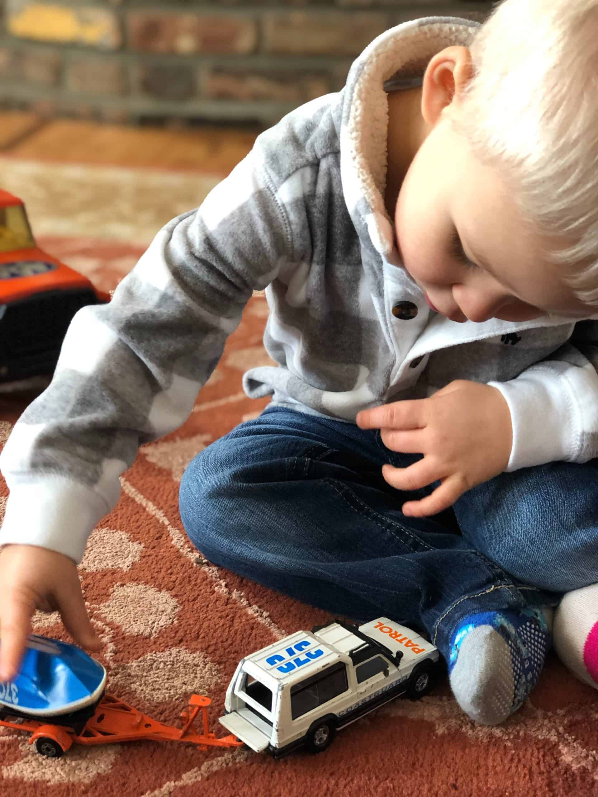 Importance Of Toys In Children's Life